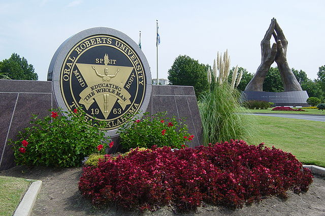 Oral Roberts University-Tulsa Oklahoma