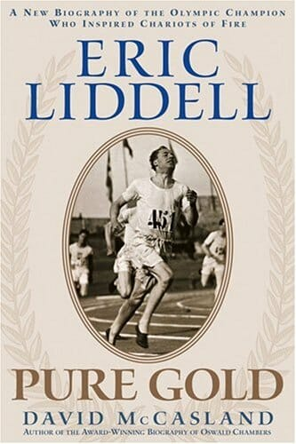 10 - Eric Liddell- Pure Gold