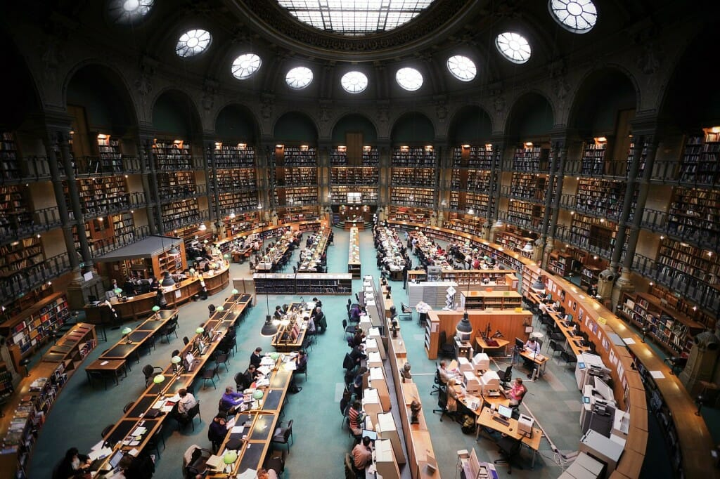11-Manuscript-Department-National-Library-of-France
