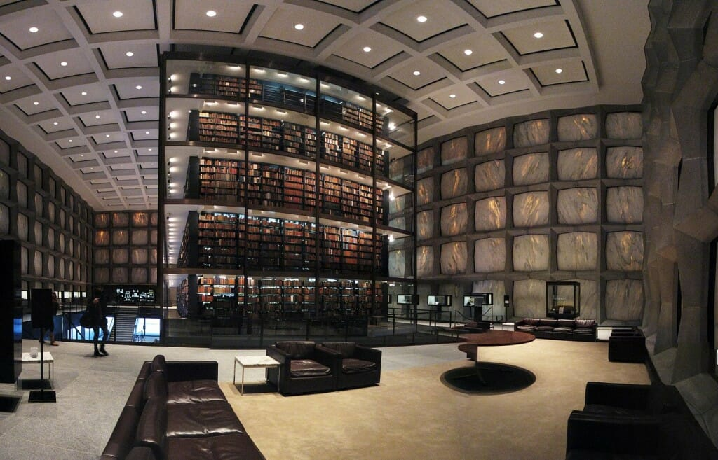 7-Beinecke-Rare-Book-and-Manuscript-Library-Yale-University