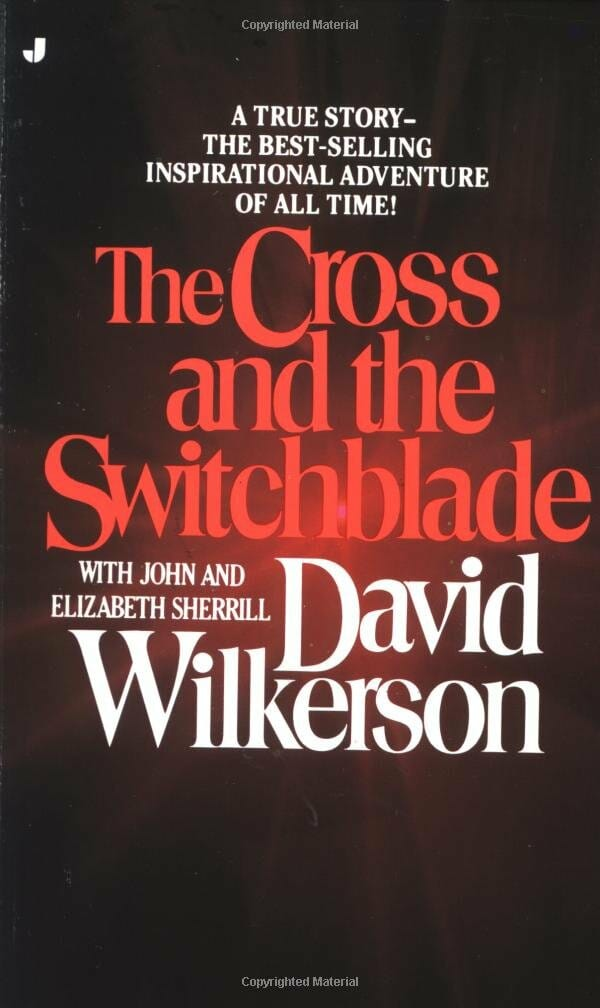 19 - The Cross and the Switchblade