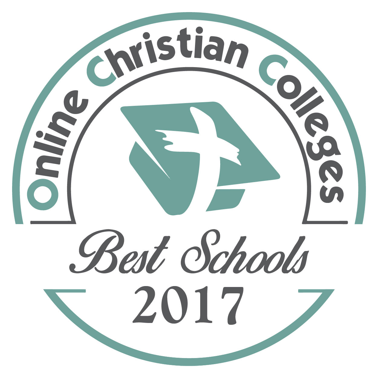The top 50 best online christian colleges online christian colleges online christian colleges best schools 2017 click here for high resolution badge xflitez Image collections
